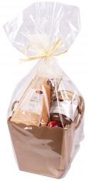 Oster-Geschenk-Set Apfel-Zimt - PVC09-3 (Gourmet Berner) - Feinkost-Pohl