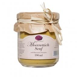 Meerrettich Senf (Gourmet Berner)