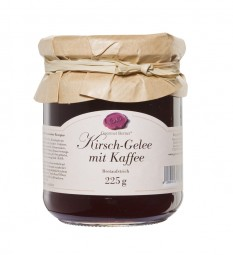 Kirsch-Gelee mit Kaffee (Gourmet Berner)