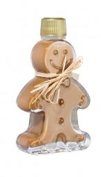 Nuss Nougat Sahnelikör - Gingerbread-Flasche - Feinkost-Pohl (Gourmet Berner)