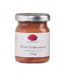 Wilder Erdbeermund Senf (Gourmet Berner) - Feinkost-Pohl