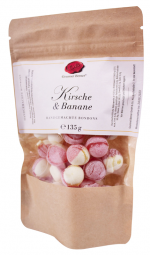 Bonbons Kirsche & Banane (Gourmet Berner) - Feinkost Pohl