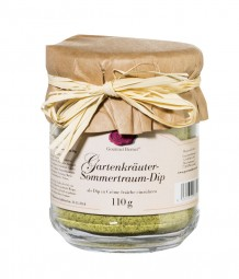Gartenkräuter-Sommertraum-Dip (Gourmet Berner)