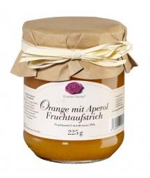 Orange mit Aperol Fruchtaufstrich (Gourmet Berner)