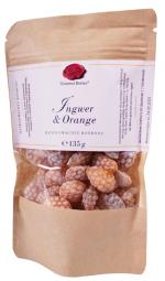Bonbons Ingwer & Orange (Gourmet Berner) - Feinkost Pohl