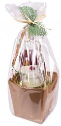 Oster-Geschenk-Set Winzercocktail Traubensaft PVC09-7 (Gourmet Berner) - Feinkost-Pohl
