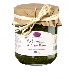 Basilikum-Kräuter-Pesto (Gourmet Berner)