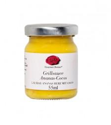 Grillsauce Ananas-Cocos (Gourmet Berner) - Feinkost-Pohl