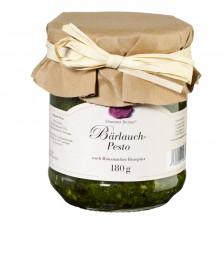 Bärlauch-Pesto (Gourmet Berner)