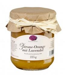 Zitrone-Orange mit Lavendel (Gourmet Berner)