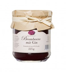 Brombeere mit Gin (Gourmet Berner)