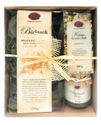 """Präsentkarton """"Bärlauch"""" - PPK 13-3 (Gourmet Berner) - Feinkost-Pohl"""