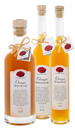 Orangen-Balsamessig (Gourmet Berner) - Feinkost-Pohl