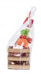 Geschenk-Träger Frizzante Erdbeere (Gourmet Berner) - Feinkost Pohl