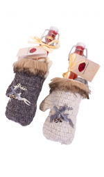 Weihnachts-Geschenk Winterpflaume Handschuh (Gourmet Berner) - Feinkost-Pohl