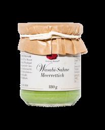 Wasabi-Sahne Meerrettich (Gourmet Berner)