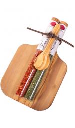 Vitro-Geschenk - Vesperbrett - PHB-1 (Gourmet Berner) - Feinkost-Pohl