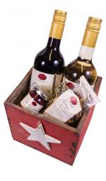 Weihnachts-Geschenk Glühweinkiste (Gourmet Berner) - Feinkost-Pohl