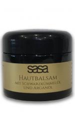 Hautbalsam mit Schwarzkümmelöl