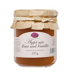 Apfel mit Zimt und Vanille (Gourmet Berner)